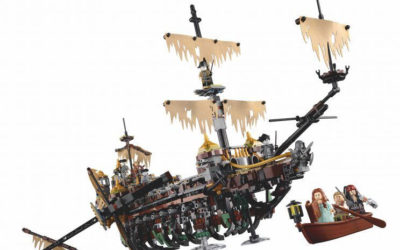 New LEGO Pirates of the Caribbean Sets Coming Soon