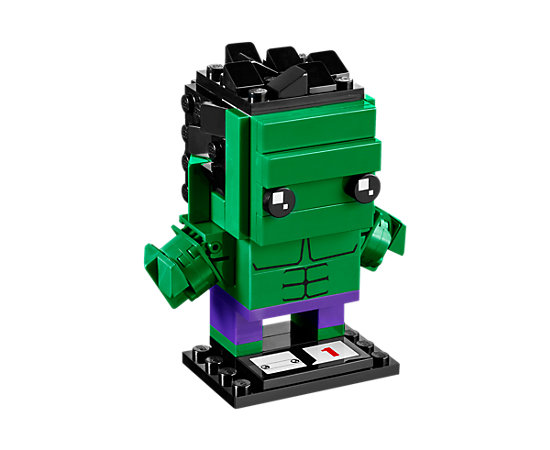 41592 The Hulk Lego BrickHeadz Figure
