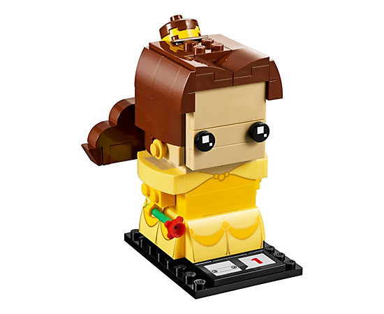 41595 Beauty/Belle Lego BrickHeadz Figure