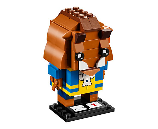 41596 The Beast Lego BrickHeadz Figure