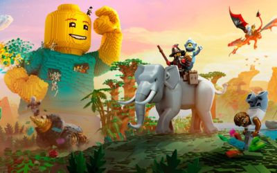 LEGO Worlds Officially Released