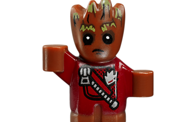 Guardians of the Galaxy Vol. 2 Lego sets + Baby Groot!